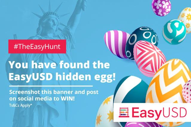 #TheEasyHunt USD Egg Week 3