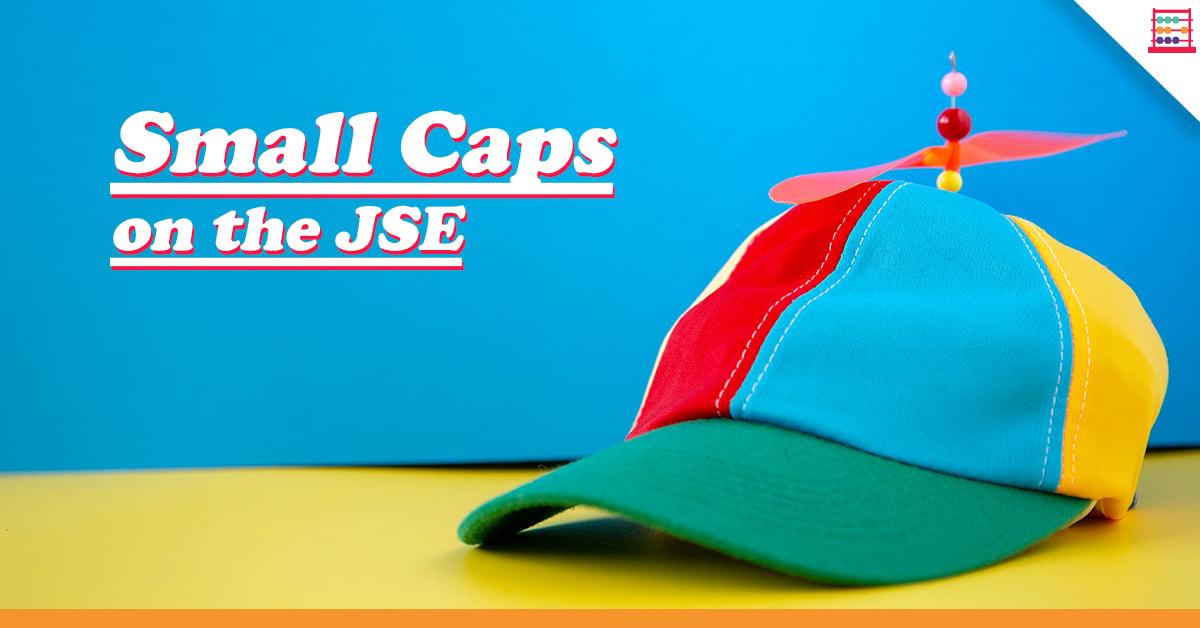 Small Caps on JSE - Barry Dumas